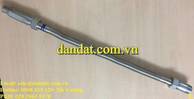 Báo giá ống mềm inox nối đầu phun sprinkler - Dandat.Flex Việt Nam6