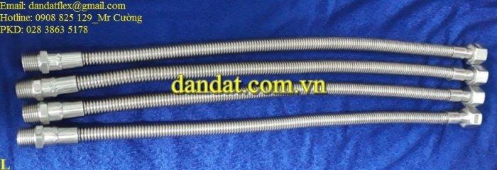 Báo giá ống mềm inox nối đầu phun sprinkler - Dandat.Flex Việt Nam5