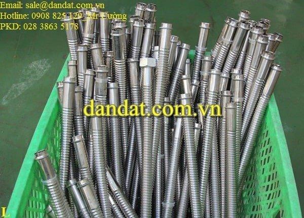 Báo giá ống mềm inox nối đầu phun sprinkler - Dandat.Flex Việt Nam3