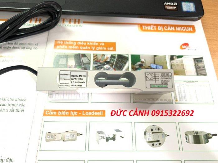 SPL120 - Loadcell thanh uốn dùng cho cân đóng gói, cân bàn, cân si lô...Sản xuất chính hãng Hàn Quốc2