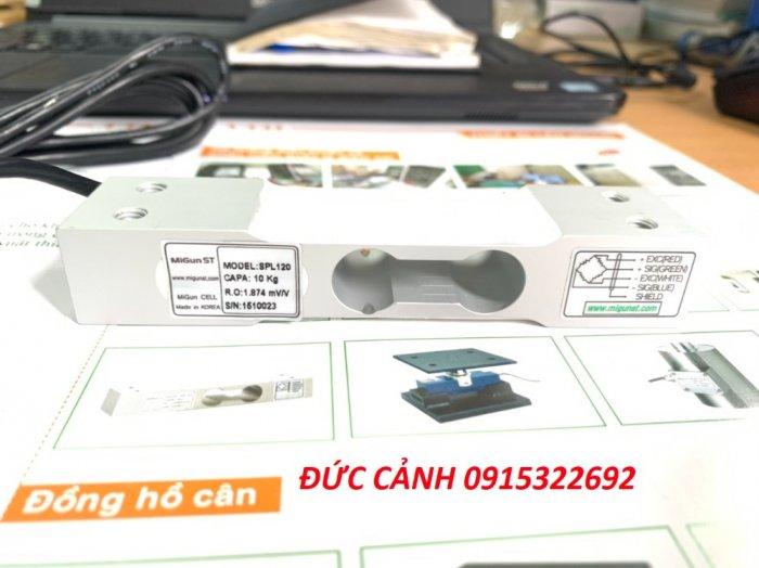 SPL120 - Loadcell thanh uốn dùng cho cân đóng gói, cân bàn, cân si lô...Sản xuất chính hãng Hàn Quốc1