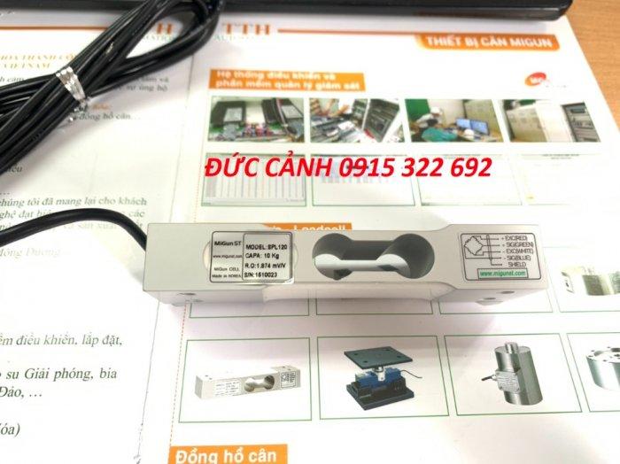 SPL120 - Loadcell thanh uốn dùng cho cân đóng gói, cân bàn, cân si lô...Sản xuất chính hãng Hàn Quốc0