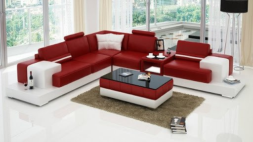 Sofa da công nghiệp tại Bình Dương10