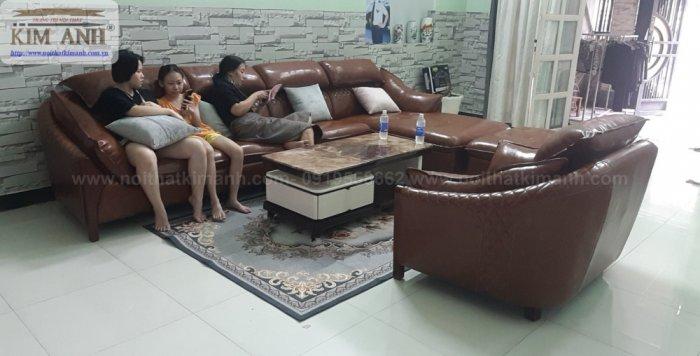 Sofa da công nghiệp tại Bình Dương8