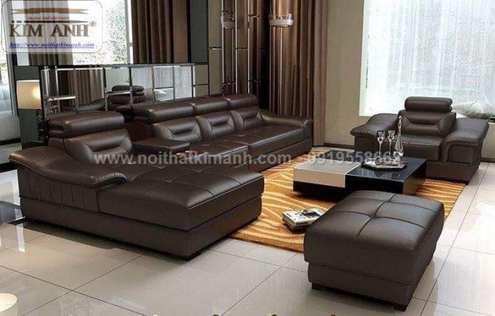 Sofa da công nghiệp tại Bình Dương4