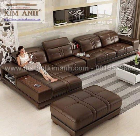 Sofa da công nghiệp tại Bình Dương2