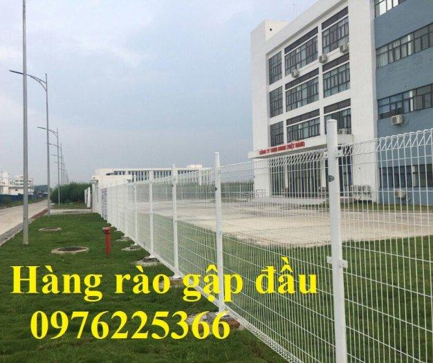 Hàng rào lưới thép phi 5 mắt 50x200, 50x150, 75x2006