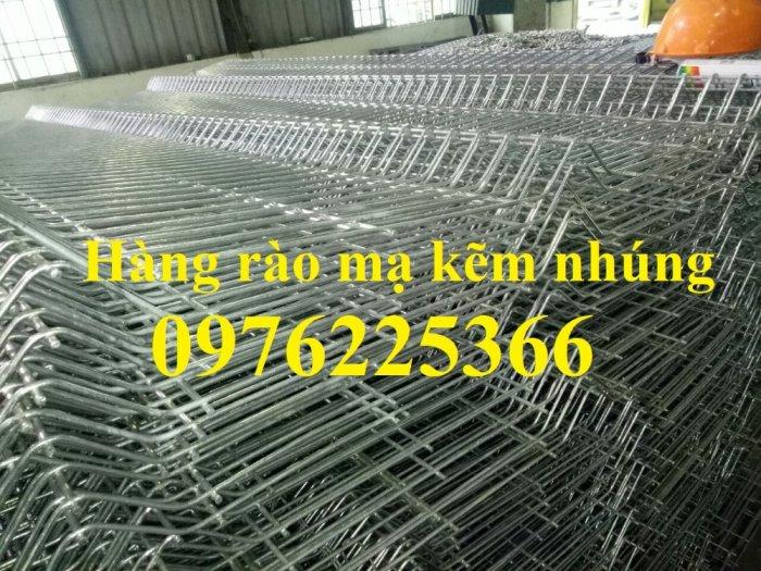 Lưới thép hàng rào phi 5 mắt 50x200 mạ kẽm3