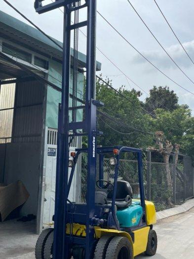 Xe nâng dầu Komatsu 2,5 tấn0