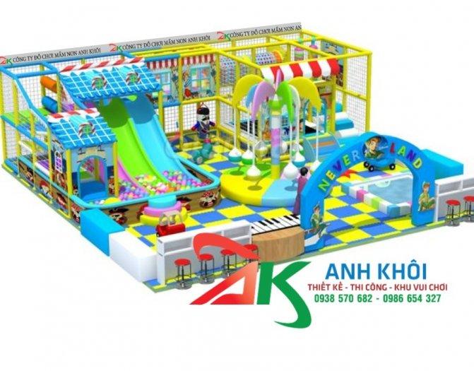 Đầu tư mô hình khu vui chơi trẻ em giá rẻ1