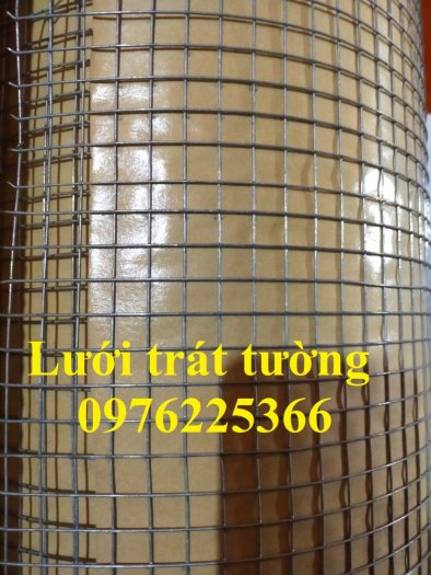 Lưới trám trát tường, lưới trát tường, lưới chống nứt, lưới mắt cáo 6x12, 10x207