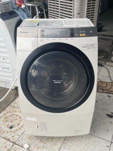 Máy giặt nội địa Panasonic NA-VR3600 giặt 9kg ,Sấy_Block 6kg11