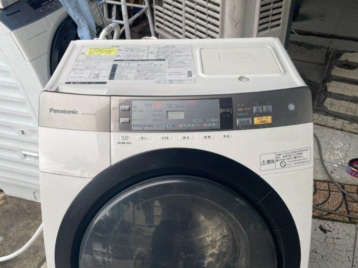 Máy giặt nội địa Panasonic NA-VR3600 giặt 9kg ,Sấy_Block 6kg10