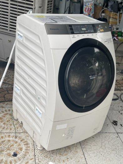 Máy giặt nội địa Panasonic NA-VR3600 giặt 9kg ,Sấy_Block 6kg8