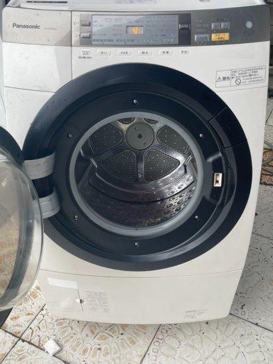 Máy giặt nội địa Panasonic NA-VR3600 giặt 9kg ,Sấy_Block 6kg6