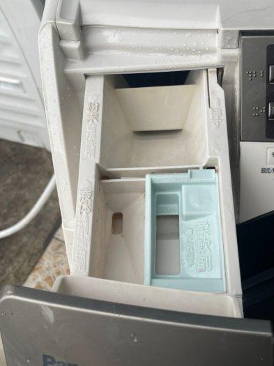 Máy giặt nội địa Panasonic NA-VR3600 giặt 9kg ,Sấy_Block 6kg4