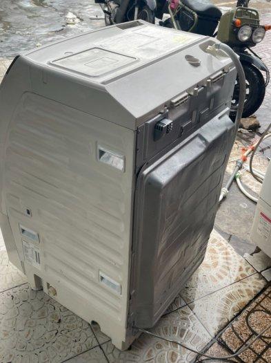 Máy giặt nội địa Panasonic NA-VR3600 giặt 9kg ,Sấy_Block 6kg1