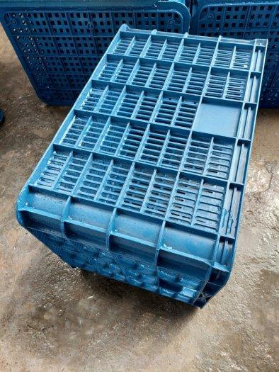 Rỗ nhựa công nghiệp3
