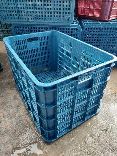 Rỗ nhựa công nghiệp2