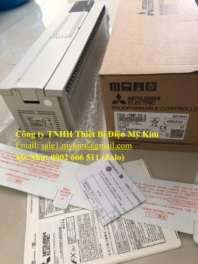 PLC Mitsubishi FX2U-128MT/ES-A chính hãng giá tốt5