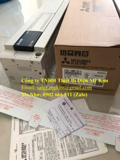 PLC Mitsubishi FX2U-128MT/ES-A chính hãng giá tốt4