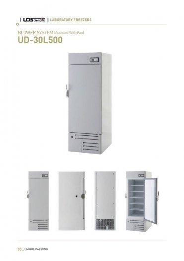 Tủ lạnh bảo quản mẫu3