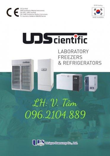 Tủ lạnh bảo quản mẫu2