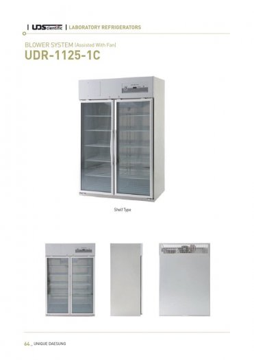 Tủ lạnh bảo quản mẫu10