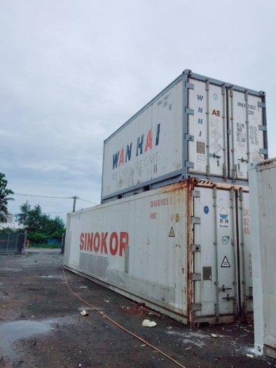 Container lạnh thùng lạnh mini5