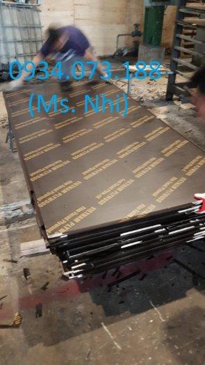 Nhà máy ván cốp pha phủ phim Tại Biên Hòa3