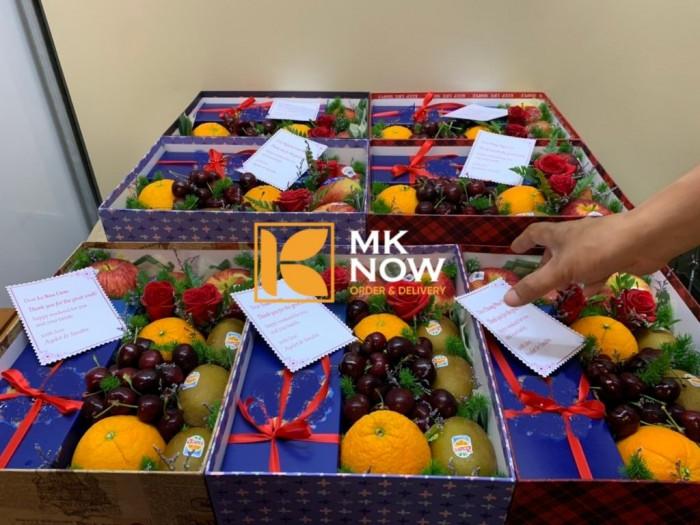 Set quà tặng trái cây