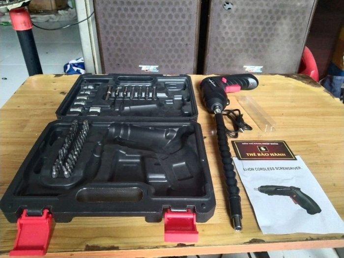 Máy khoan pin đa năng 32 chi tiết5