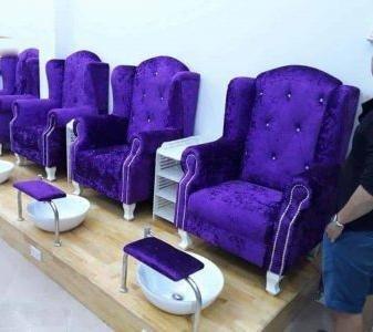 Chất liệu ghế nail giá rẻ Bình Dương0
