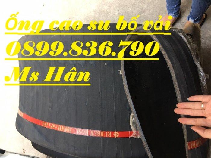 Báo giá ống cao su bố vải phi 100mm tại hà nội, tp hcm.8