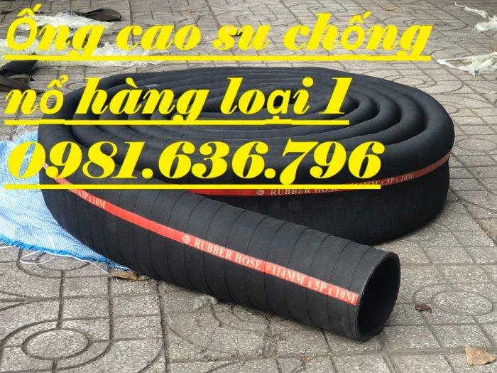 Báo giá ống cao su bố vải phi 100mm tại hà nội, tp hcm.7