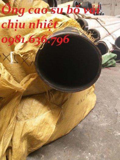 Báo giá ống cao su bố vải phi 100mm tại hà nội, tp hcm.0