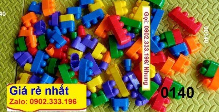Bán xếp hình lego lớn, xếp hình khu vui chơi lớn0