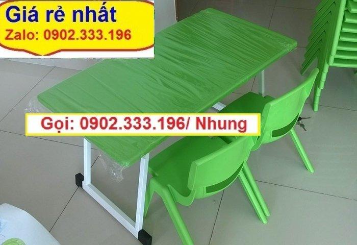 Chuyên bán sỉ bàn nhựa mầm non, bàn nhựa trẻ em, bàn nhựa trường mầm non4