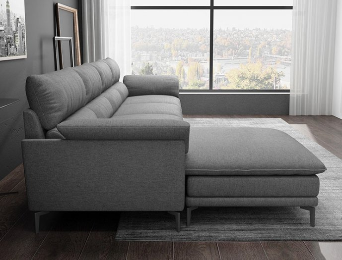 Sofa góc L cao cấp hiện đại cho phòng khách9