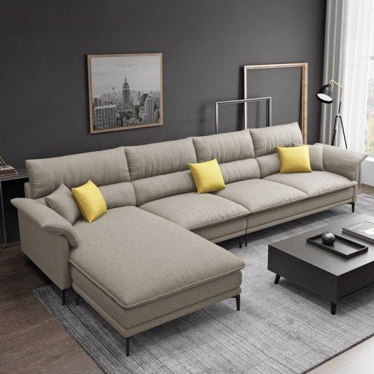 Sofa góc L cao cấp hiện đại cho phòng khách8