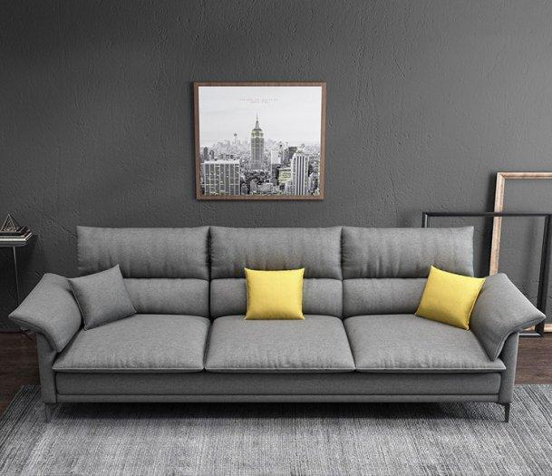 Sofa góc L cao cấp hiện đại cho phòng khách7