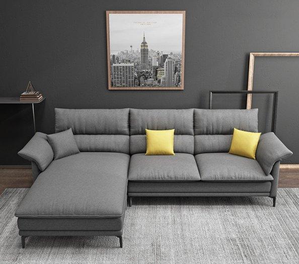 Sofa góc L cao cấp hiện đại cho phòng khách5