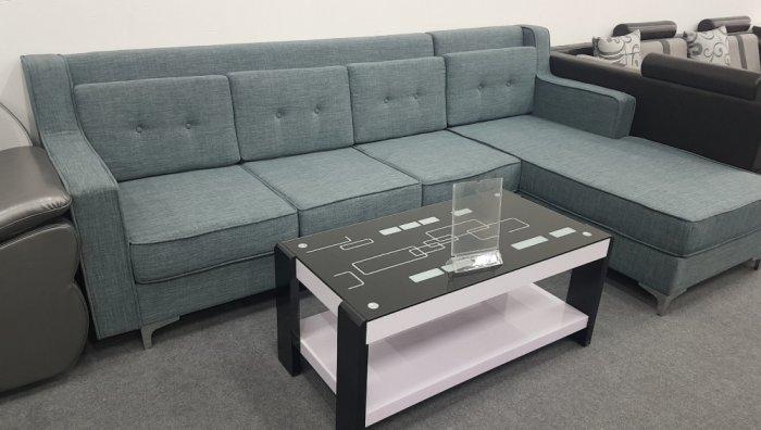 Sofa góc L cao cấp hiện đại cho phòng khách4