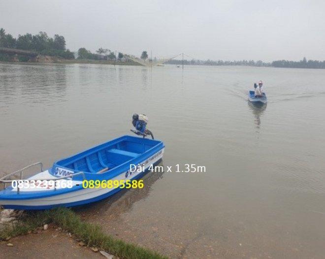 Thuyền cho các khu du lịch sinh thái, ao hồ, đầm và đánh bắt trên sông…3