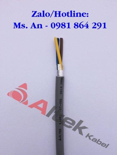 Chuyên phân phối cáp điều khiển 3 lõi – cáp Altek Kabel1
