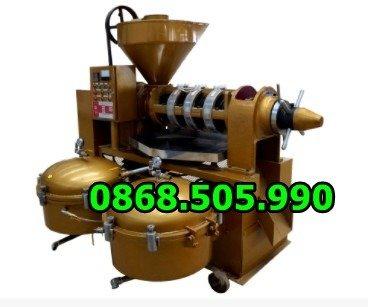 Máy ép dầu lạc công nghiệp Guangxin YZYX140WK,máy ép dầu công nghiệp giá rẻ tại Quảng Nam,Daklak1