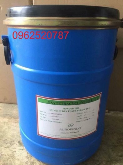 Oxytetracycline Hcl0