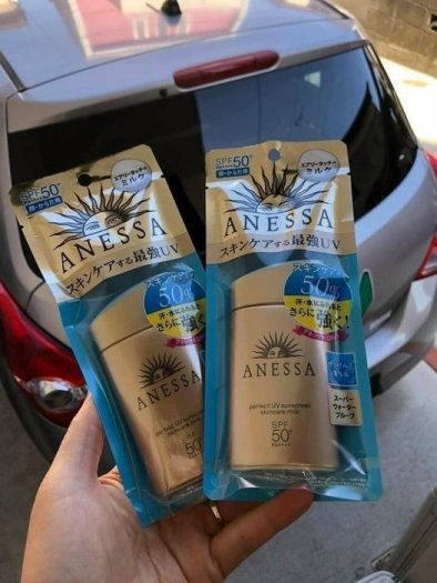 Kem Chống Nắng Anessa Suncreen Skincare Milk0