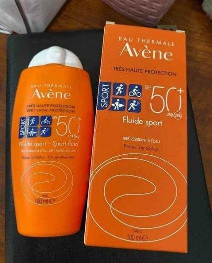 Kem chống nắng Avene da nhạy cảm1