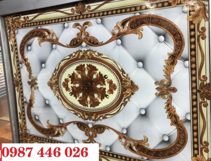 Gạch thảm phòng khách HP410